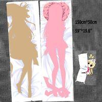 Custom Made Anime Dakimakura Hugging Body Pillow Cover Case DIY Customization