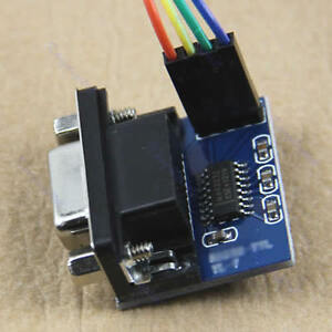 New-RS232-To-TTL-COM-Serial-Board-MAX232CSE-Converter-Module