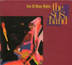 The-SOS-Band-One-Of-Many-Nights-CD-1991-Album-Remastered-4-Bonus-Tracks