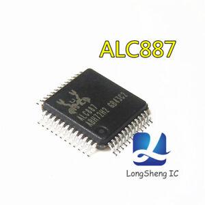 5PCS-Nouveau-Realtek-ALCB-87-ALC8B7-ALCBB-7-ALC887-QFP48-nouveau