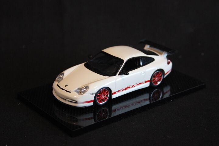 Minichamps (DV) Porsche 911 GT3 RS 1 1 1 43 White   Red (HB) 22d488
