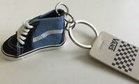 Vans Brand Skater Key Chain Mini High Top Shoe Metal Key Ring Retail $16
