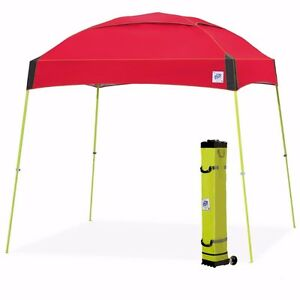 Image is loading E-Z-UP-Dome-Instant-Shelter-Canopy-10x10-10-  sc 1 st  eBay & E-Z UP Dome Instant Shelter Canopy 10x10 10u0027x10u0027 Pop Up Tent With ...