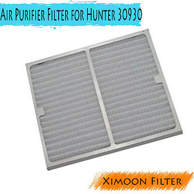 30380 30377 2-Pack Air Purifier Filter for Hunter 30200