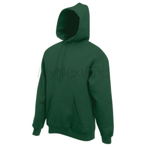 Fruit of the Loom Classic 80//20 Hoodie Hooded Sweatshirt