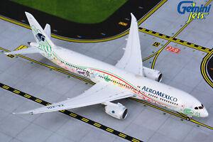 Aeromexico-Boeing-787-9-034-Quetzalcoatl-034-Gemini-Jets-GJAMX1669-1-400-IN-STOCK