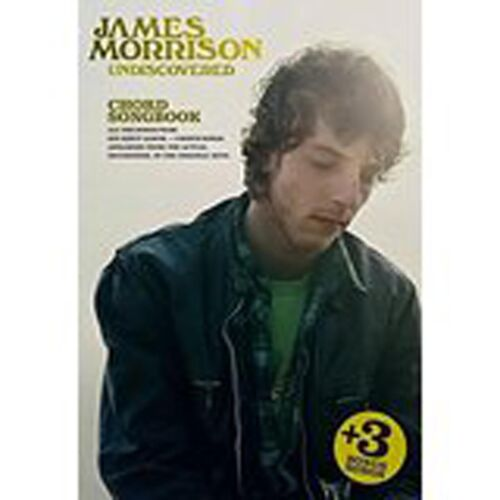1 of 1 - James Morrison Undiscovered Chord Songbook Guitar Boxes Lyrics S94 S100