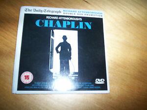 DVD richard attenborough039s CHAPLIN - <span itemprop=availableAtOrFrom>HAMPTON, Middlesex, United Kingdom</span> - DVD richard attenborough039s CHAPLIN - HAMPTON, Middlesex, United Kingdom