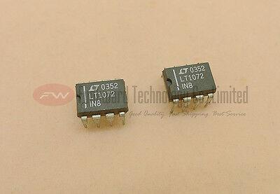 Linear LT1072IN8 DC//DC Converter Single Step Up 3V to 60V PDIP8 X 1PC