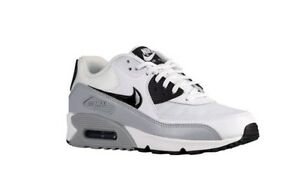 Details about NEW Women's Nike Air Max 90 Shoes Size: 5 Color: WhiteGrayBlack