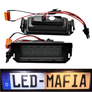 2x-Kia-Ame-I-II-Rio-III-Picanto-Ta-LED-Eclairage-de-Plaque-Module-6000k