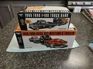 Wix Collectable  Truck Trailer And Race Car
