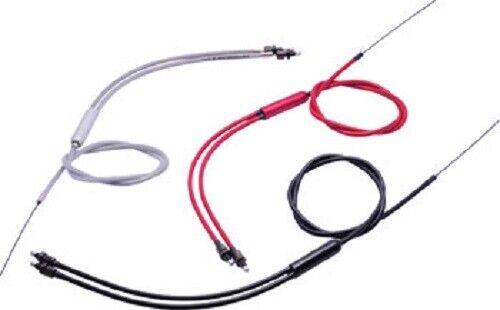 SNAFU AstroGlide Lower Y Detangler Gyro Cable Red Housing w// Black Ferrules