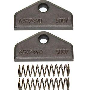 Spazzole di Carbone per Miele Asciugatrice 1454590, M1454590, 1454591, M1454591