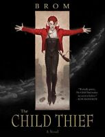The Child Thief: A Novel By Brom, (paperback), Harper Voyager , New, Free Shippi on sale