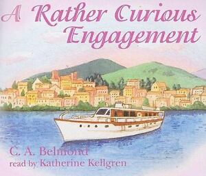 Details about A Rather Curious Engagement 8-CD Unabridged Audiobook - NEW -  FREE SHIPPING