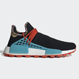2017 2017 Supply Pharrell Williams Nmd Human Race Black Blue