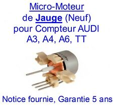 Micro moteur NEUF compteur AUDI A3 A4 A6 TT probleme jauge carburant température