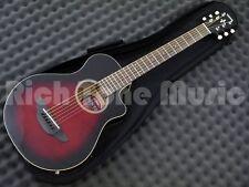Yamaha APX T2 Travel Guitar - Dark Red Burst