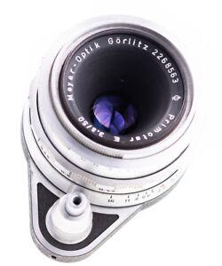 Meyer-Gorlitz-Primotar-E-50-mm-f-3-5-Q1-Exa-Mount-SN-2268563-Tested-Top