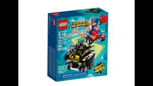 Lego DC Super Heroes 76092 Batman Vs Harley Quinn Brand New-Free UK Delivery