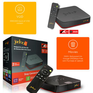 Details about Jadoo TV 5 IPTV Box Live Channels India Pakistan Punjabi  Nepal Arabic 4K Jadoo 5