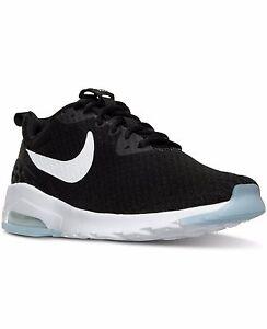 833260-010 Nike Air Max Motion LW Running Lightweight Black White ... 27b6bc90c