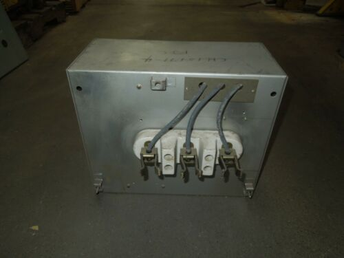 """Square D Model 3 Size 2 Starter Bucket Breaker Disconnect 12/"""" Tall Used"""