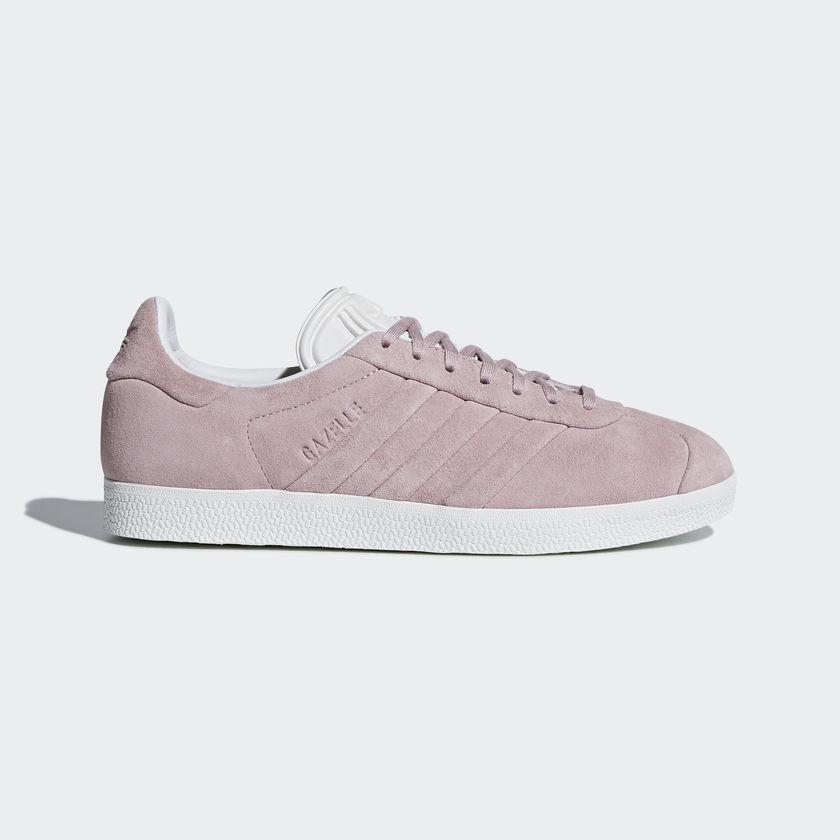 NEW WOMEN'S GAZELLE STITCH AND TURN Wonder Pink   Wonder Pink SHOES