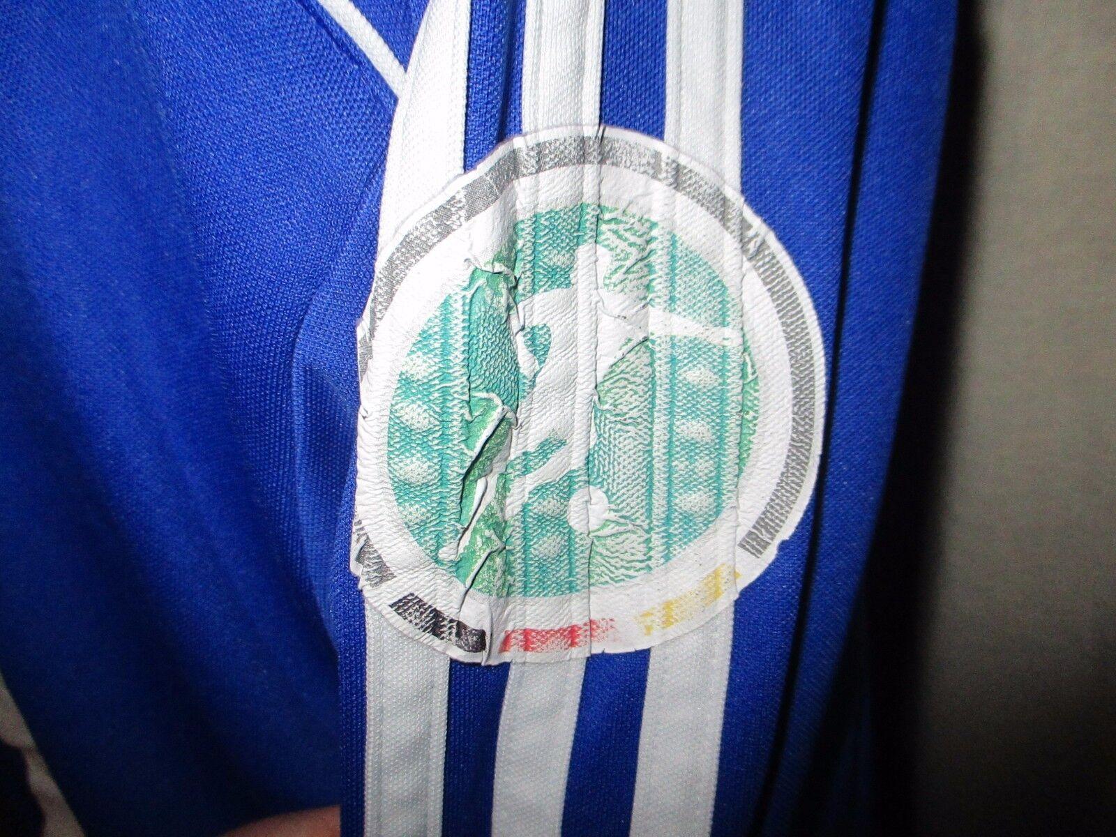 Holstein Kiel Adidas Langarm Langarm Langarm Matchworn Trikot 2009 10  famila  + Nr.18 Holt Gr.L 9532f3