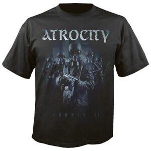 ATROCITY-Okkult-II-Meister-des-Todes-T-Shirt