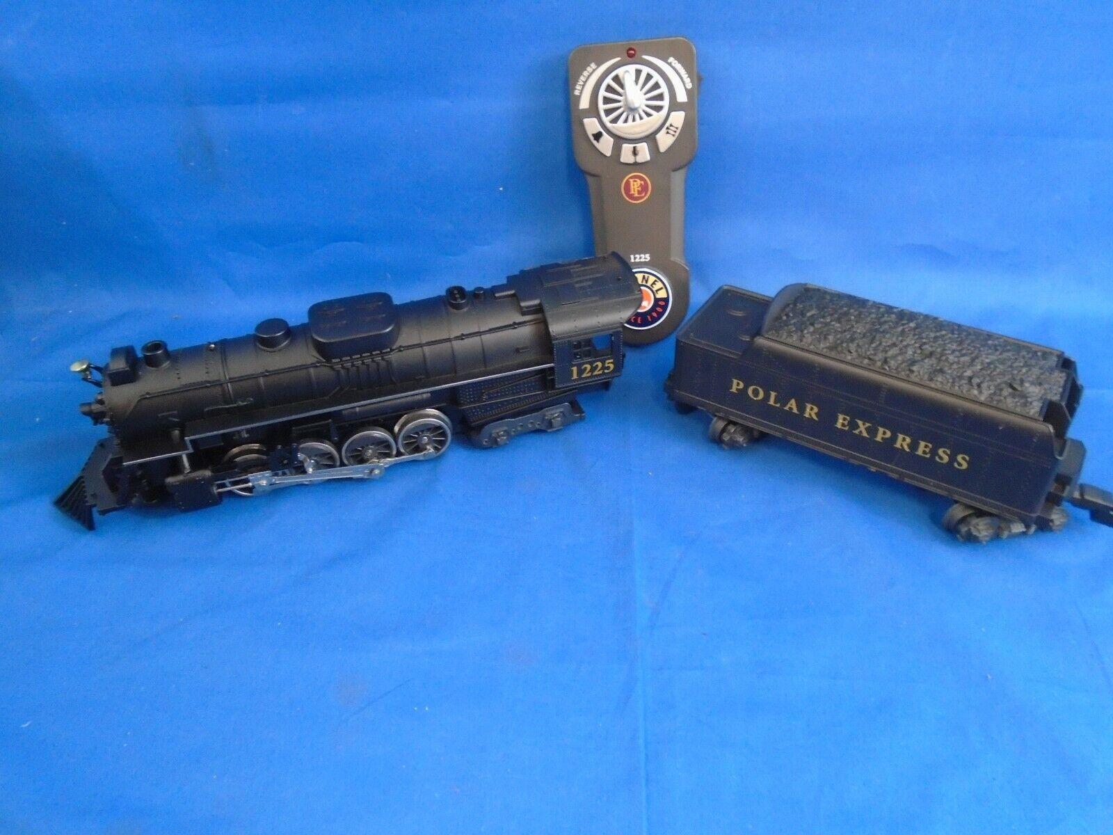 Lionel O Polar Express ENGINE legale & Remote 684328 non divertimentozionante pezzi di ricambio