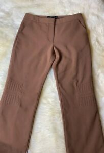 Rachel-Roy-collection-brown-trousers-size-4