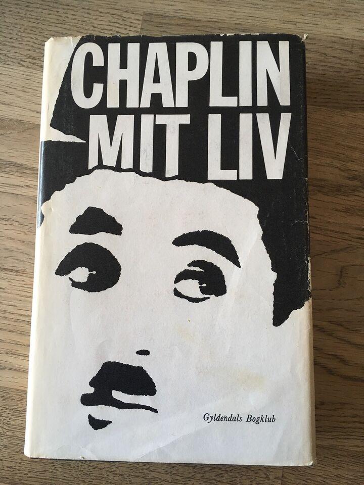 chaplin mit liv, Dansk oversættelse v/ Ebba Hentze & I.C.