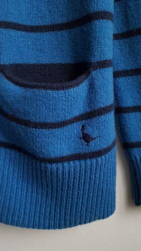 Wills Jack mélangée taille en 8 Cardigan laine bleu OdBxqwdHr
