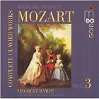 Wolfgang Amadeus Mozart - Mozart: Complete Clavier Works, Vol. 3 (2006)