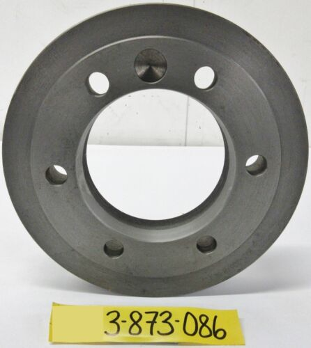 "TMX Semi-Finished A2-6 Adapter Plate 3-873-086 for 8"" Chucks"