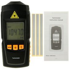 Digital Tachometer 25 9999rpm Digital Speedometer Tachometer Meter Handheld