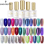 BORN-PRETTY-Glitter-Gel-Nail-Polish-UV-LED-Soak-off-Varnish-UV-Gel thumbnail 3