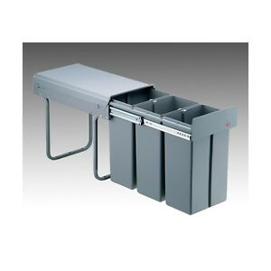wesco einbau m lleimer abfallsammler 30 liter 2 fach 3 fach zubeh r ersatzt ebay. Black Bedroom Furniture Sets. Home Design Ideas