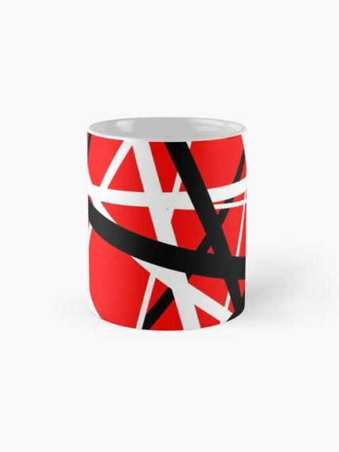 Frankenstein Pattern (Red) Coffee Mug, 11 Oz Mug, Eddie ...