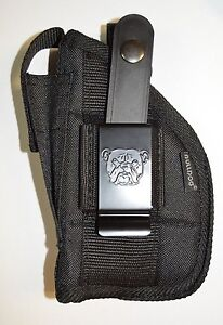 bulldog gun holsters new in the box bulldog gun holster for ruger lc9 w laser 5790