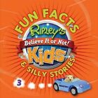 Ripley's Believe It or Not! Kids Fun Facts & Silly Stories 3 by Ripley Entertainment Inc Div of The Jim Pattison Group (Paperback / softback, 2014)