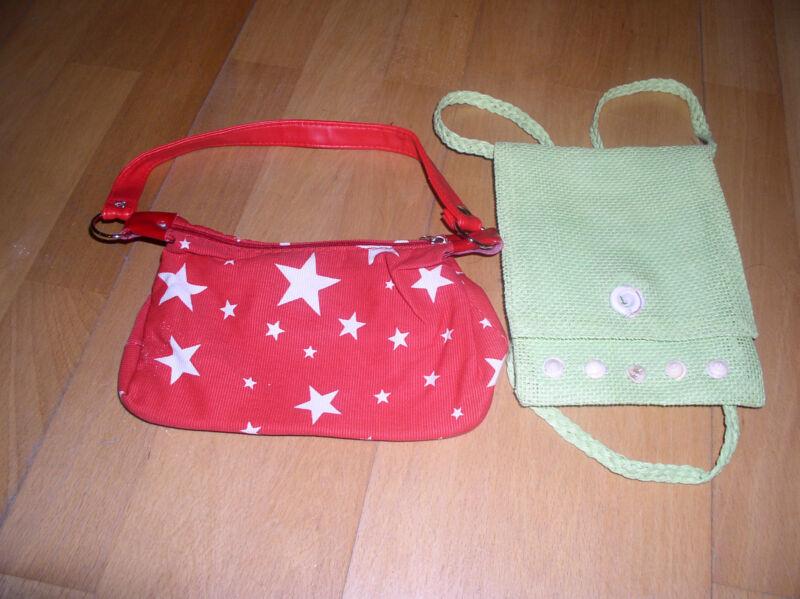 2 Taschen Für Kleine Mädchen, Neuwertig RegelmäßIges TeegeträNk Verbessert Ihre Gesundheit