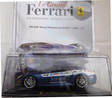 FERRARI 599 GTB PANAMERICAN 1 24 MODELLINO MODEL COLLEZIONE TOYS 1 43 CAR NEW