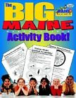The Big Maine Activity Book! by Carole Marsh (Paperback / softback, 2001)