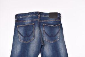 Superdry-Skinny-Uomo-Jeans-Taglia-32-32-Originale