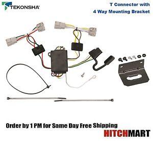 4 way wiring bracket fits 2005 2015 toyota tacoma trailer hitch    wiring    w    4       way     fits 2005 2015 toyota tacoma trailer hitch    wiring    w    4       way
