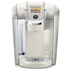 Keurig K475 Plus K-Cup Coffee Machine Maker Brewer SANDY PEARL BRAND NEW eBay