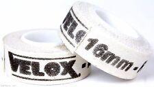 VELOX Rim Tape 700 X 16mm Adhesive Cotton Cloth Road Bike Wheel Strip Liner